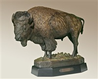 great plains buffalo by joe neil beeler
