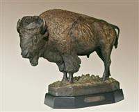 great plains buffalo by joe neil beeler