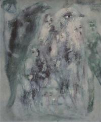 figurative abstraction by muzaffer akyol