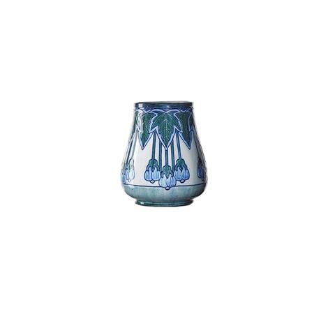 Fine Early Vase With Fuschia By Henrietta Davidson Bailey On Artnet