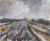 landscape by iddo markus