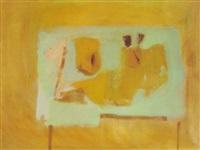 golden still life by rose hilton