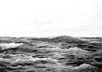 mar gruesa by esteban arriaga