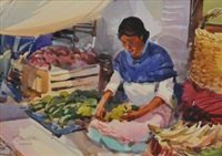 market lady by tom hill