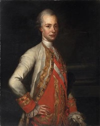 Portrait of Archduke Peter Leopold of...