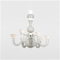 chandelier by gio ponti
