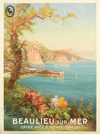 beaulieu sur mer by pierre comba