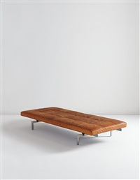 early daybed, model no. pk 80 by poul kjaerholm
