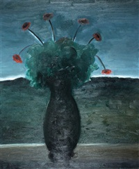 flowers by karim abu shakra