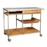irwin collection cart by paul mccobb