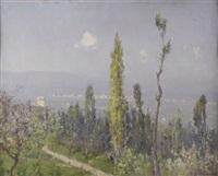 paesaggio by alberto cecconi