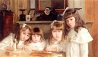 the four sisters by henri van melle