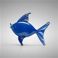 fish by barovier seguso & ferro murano