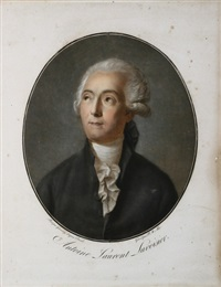 antoine laurent lavoisier (after david) by pierre-michel alix