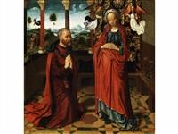 anbetung der jungfrau maria by flemish school (15)
