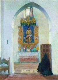interior de iglesia en carmona by alfonso grosso y sánchez