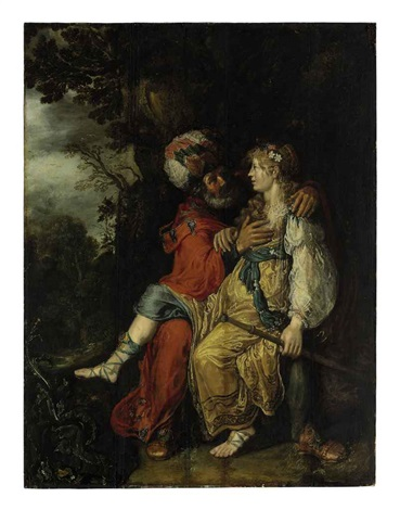 judah and tamar by pieter lastman