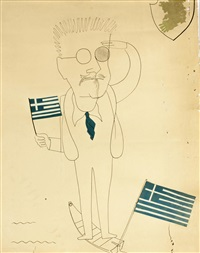 james joyce by adolf hoffmeister