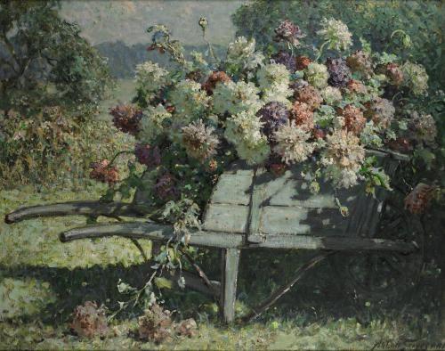 summer flowers by abbott fuller graves