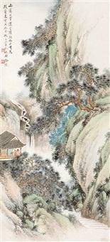 山水 by xu xiaochun