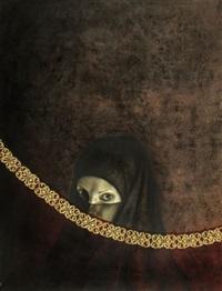 self portrait by fatima abu rumi