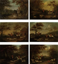 the earth stopper (+ 5 others; 6 works) by john francis sartorius