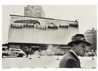 astor place, nyc by robert frank