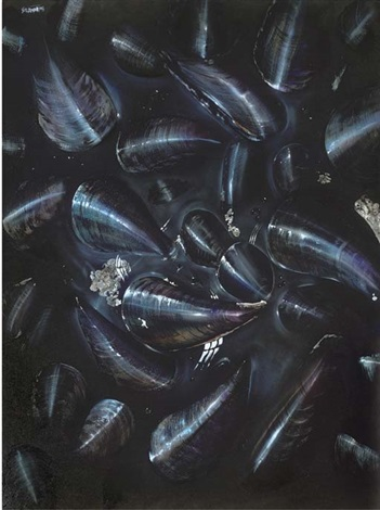 mussels by paul karslake