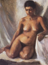 nude by zvi adler