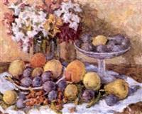 compotier de fruits by nikolai maksimovich melnikov