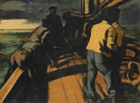 les marins pêcheurs by robert buyle
