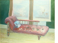 chaise longue by charlotte ardizzone