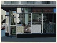 danbury tile (from urban landscapes) by richard estes