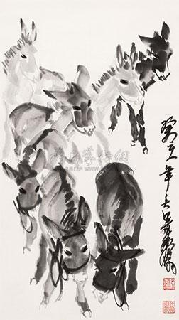 群驴图 by huang zhou