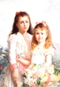 the sisters by louis adolphe tessier