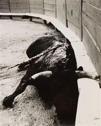 tauromachie (2 works) by lucien clergue