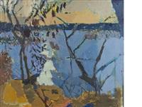 inland lake by earl george alexander eugene douglas haig