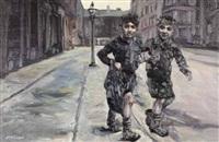 gorbals boys by frank mcfadden