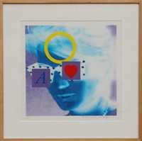 visual chemistry - angel by john waters