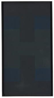 black by ad reinhardt