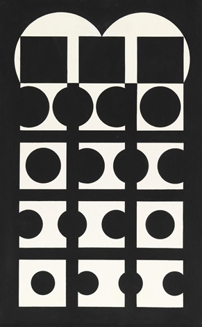 umbriel 3 by victor vasarely