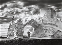 iceberg between the paulet islands and the shetland islands, antarctica by sebastião salgado