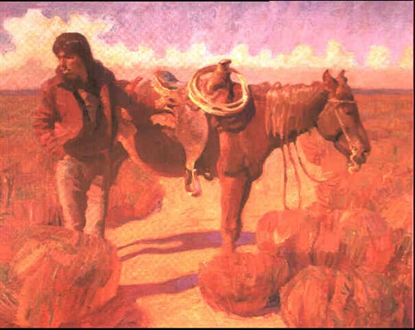 the navajo heritage by john asaro
