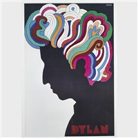 lithographic posters (14 works) by milton glaser