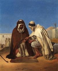 une négociation by joseph coomans