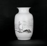 在川观水 by kong zhongqi