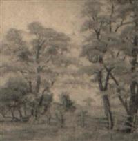 summer haze, near meriden, conn., aug. 3, 1936 by ethel paxson