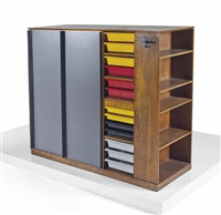 wardrobe by le corbusier and charlotte perriand