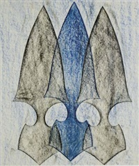 totem by philip taaffe