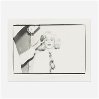 andy warhol in drag by andy warhol